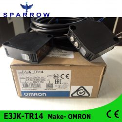 E3JK-TR14 THROUGH BEAM SENSOR SN: 5 METER 05 WIRE MAKE – OMRON