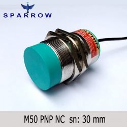 M50 Inductive Proximity Switch PNP NC Make DOLPHIN